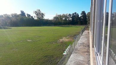 La Ciudad Deportiva de Ituzaingó avanza a paso firme 16