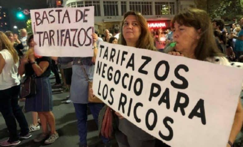 Mañana vuelven las marchas contra el aumento de las tarifas 2