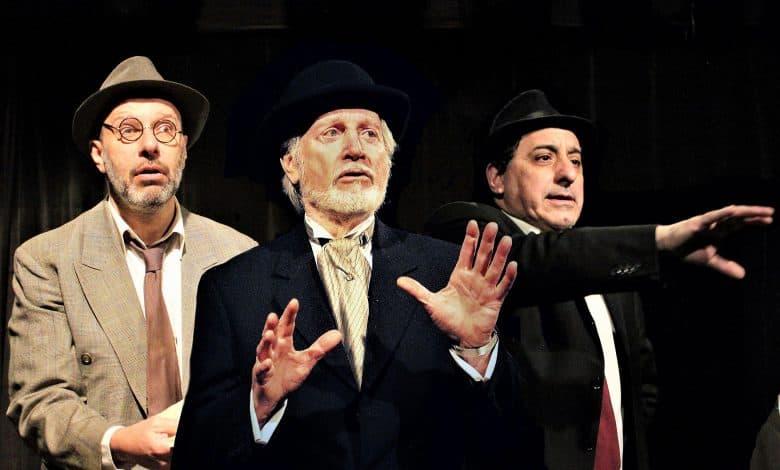 La obra teatral 'El viento escribe' se presenta en Castelar 2