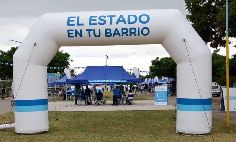 """Mañana llega """"El Estado en tu barrio"""" a San Alberto 1"""