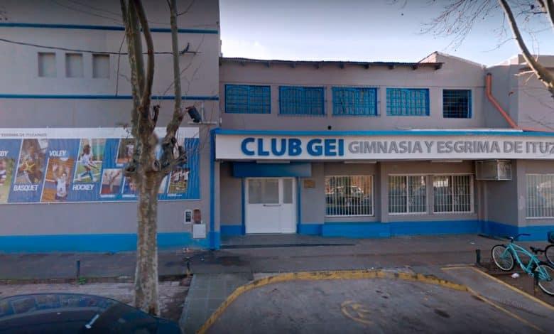 EL GEI pone primera en su nuevo predio deportivo en Ituzaingó Sur 2
