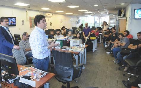 Los diarios cooperativos de todo el País se reunen en Ituzaingó 3