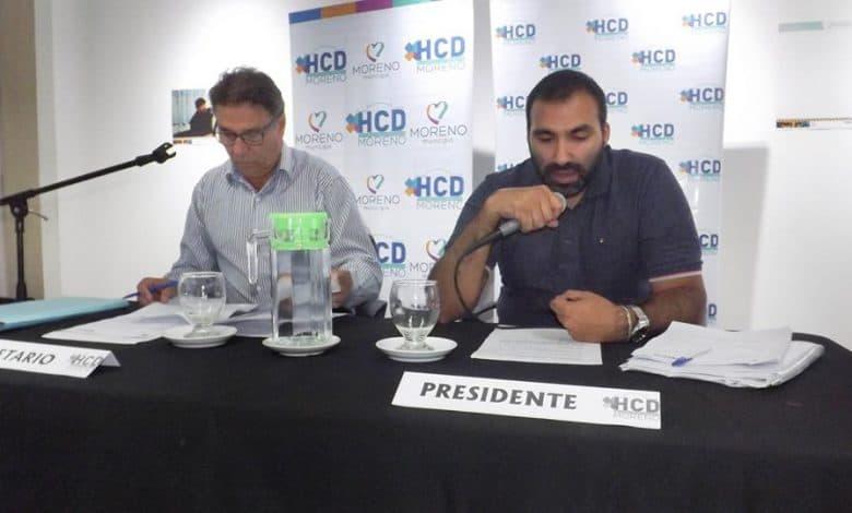 Un caso de abuso sexual convulsiona al Concejo Deliberante de Moreno e involucra a su presidente 1