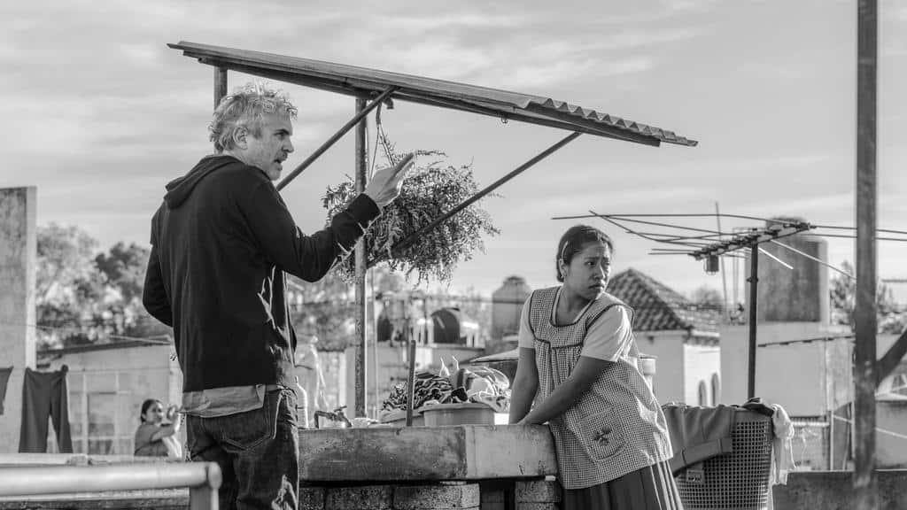 """La película Roma: """"Es una carta de amor a la mujer indígena mexicana """" 7"""