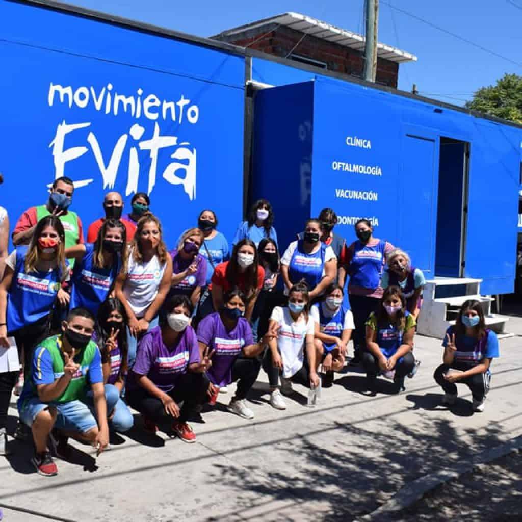 Ituzaingó: Sigue la campaña de salud gratuita, hoy en el Barrio Los Cardales 7