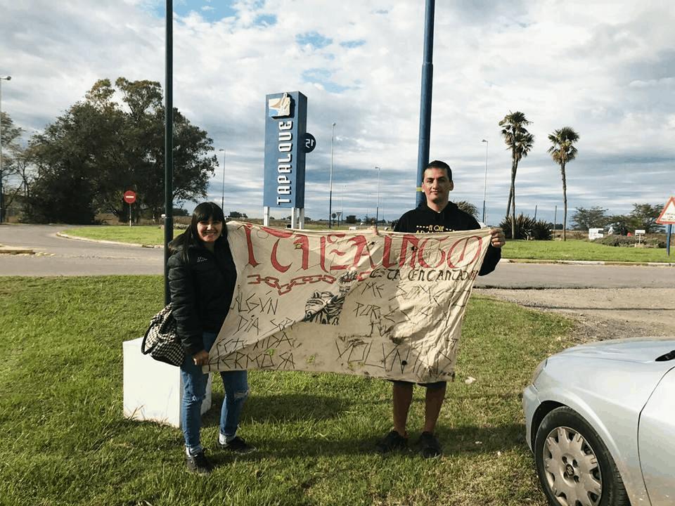 """De Ituzaingó a Olavarría: """"Las lágrimas no vienen del pañuelo"""" 3"""