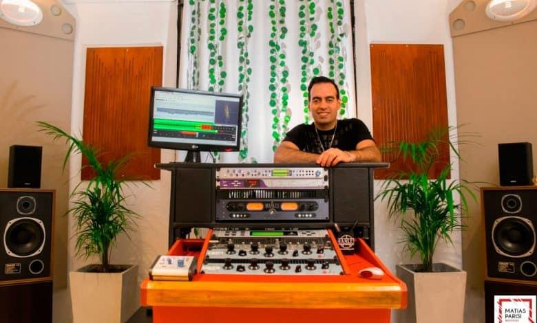 Ituzaingó: Clase magistral de masterización de sonido en el auditorio Néstor Kirchner 2