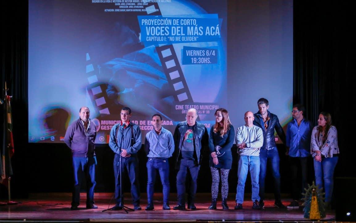 """Se presentará el cortometraje """"No Me Olviden"""" en Ituzaingó 3"""
