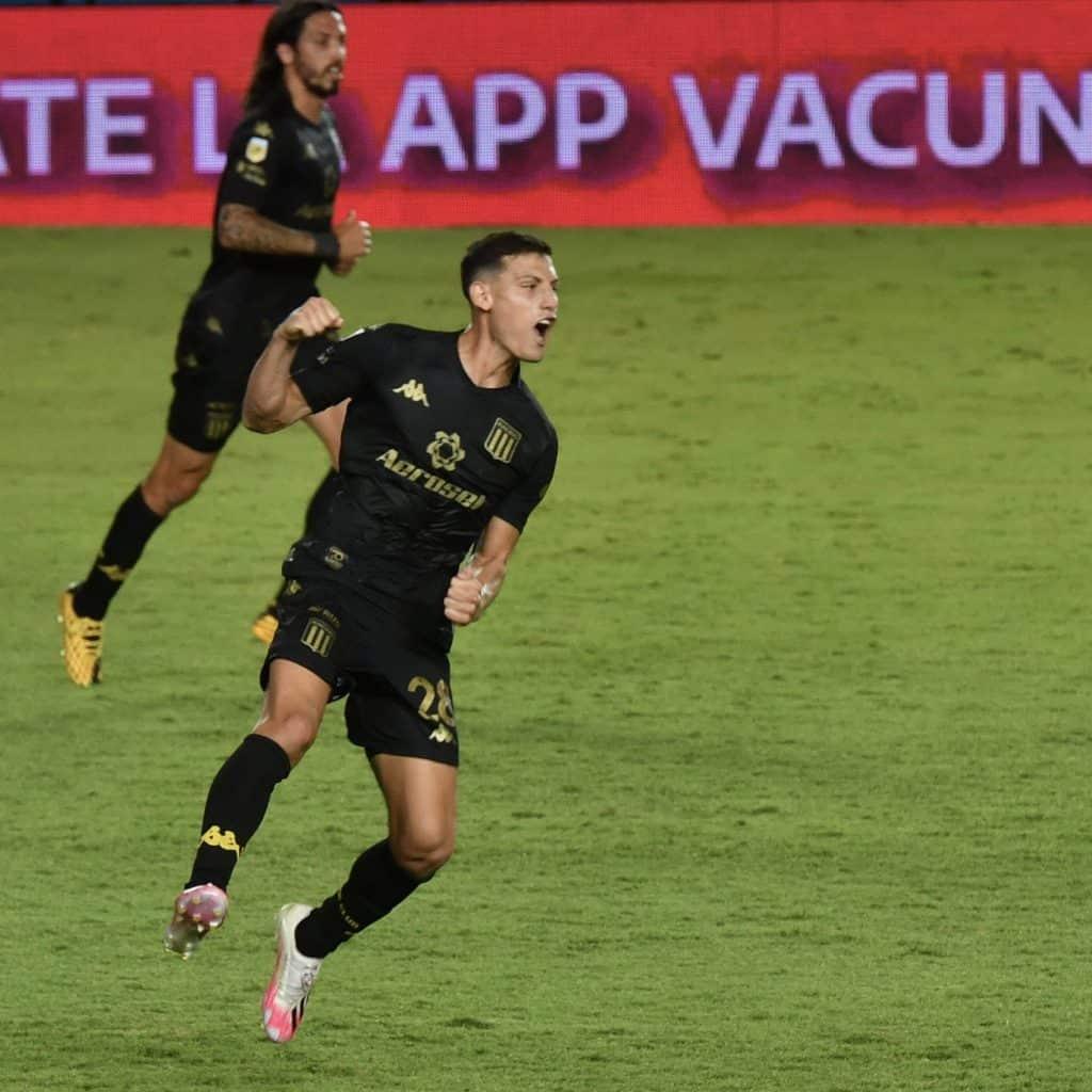 Racing rescató un empate ante Aldosivi 3