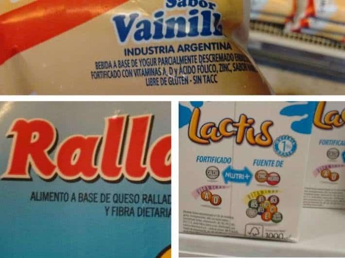 Empresas maximizan ganancias: En los barrios venden leche rebajada con agua y queso que es pan rallado saborizado 3