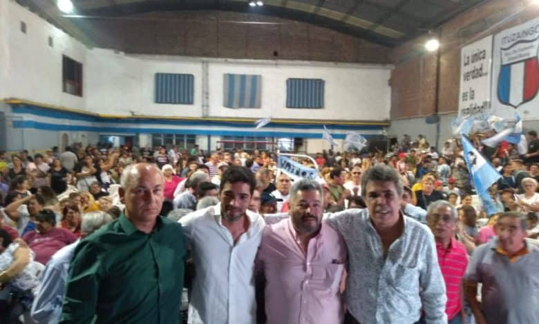 Ituzaingó: El Massismo vuelve al PJ y se prepara para enfrentar en internas a Descalzo 2