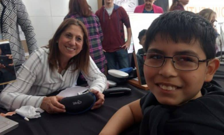 Ituzaingó: mañana sábado revisación y entrega de anteojos gratis para niñ@s en el colegio ECEA 2