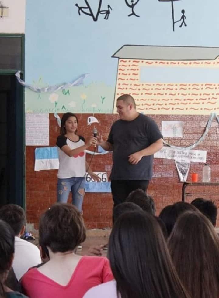La Unión estudiantil: el Centro de Estudiantes de la Secundaria N°13 de Ituzaingó 6