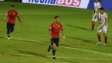 Independiente le ganó a Patronato 9