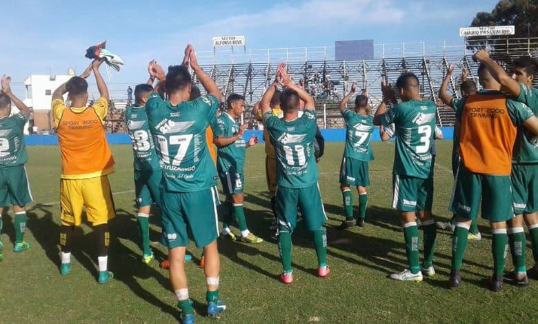 Ituzaingó le ganó a El Porvenir 1 a 0 1