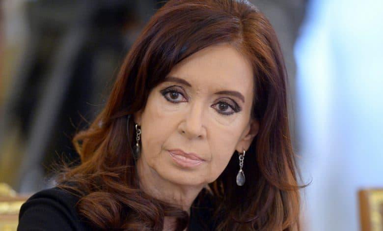 """CFK """"Está en riesgo la democracia Argentina"""" 1"""