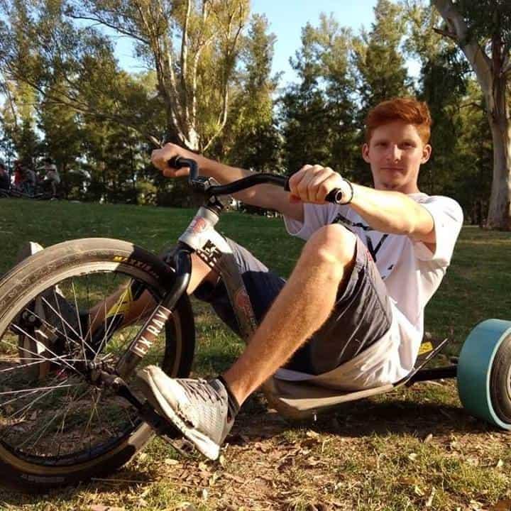 Pedro Curto el joven baleado por motochorros en Ituzaingó Sur, salió de terapia intensiva y se recupera favorablemente 3