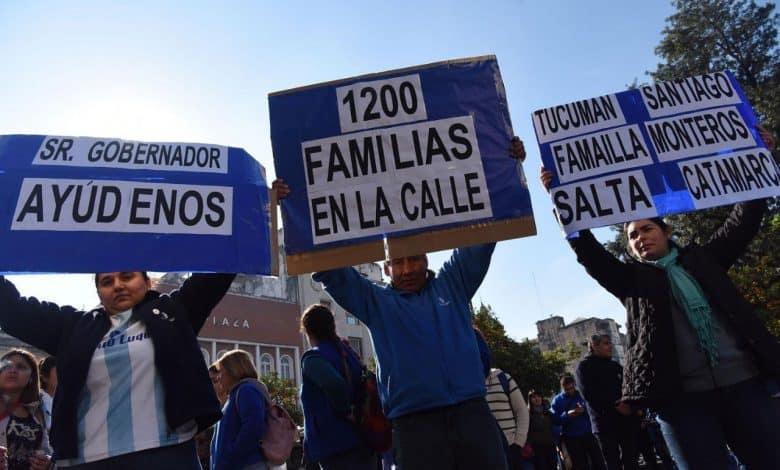 1200 despidos en una cadena de supermercados del Norte Argentino 3