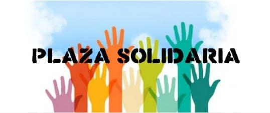 70 personas en situación de calle comen todos los domingos en la Plaza de Ituzaingó 3