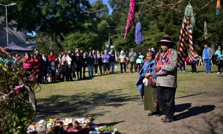 Este domingo se celebra la Pachamama en el Gorki Grana 2