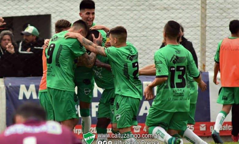 Ituzaingó volvió a la victoria 1