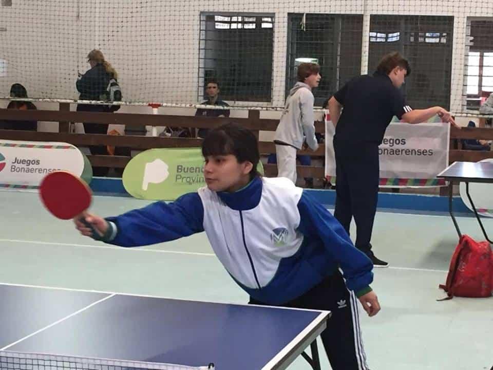 Brenda Rocha, medalla de Plata en los Juegos Bonaerenses 3
