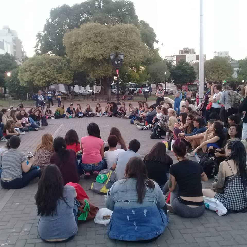 Hoy: Paro y movilización en repudio al femicidio de Lucía Pérez 3