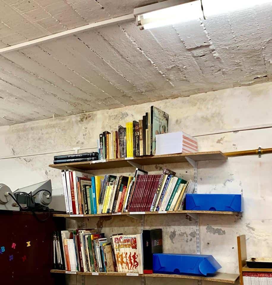 Campaña solidaria para arreglar el techo del Centro Comunitario Minka. 3