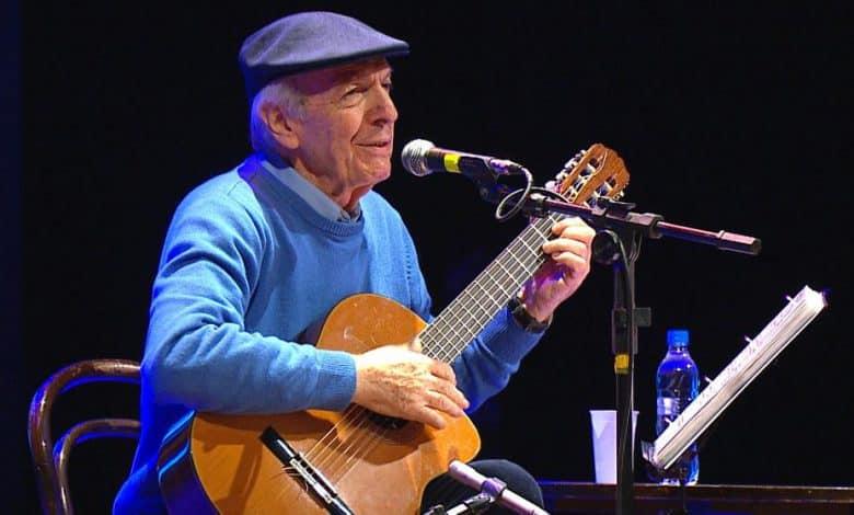 Murió Daniel Viglietti, uno de los máximos artistas uruguayos 1