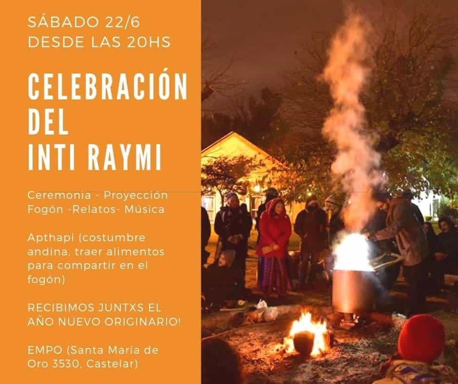 Esta noche se celebra en el Gorki el Inti Raymi, llegada del año nuevo andino 3
