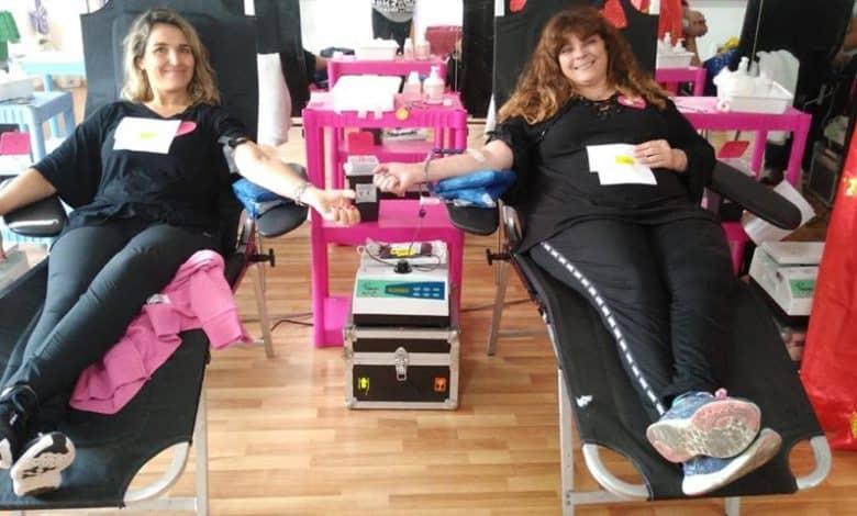 Ituzaingó: Jornada de donación de sangre y registro de médula ósea en el AUPI 2