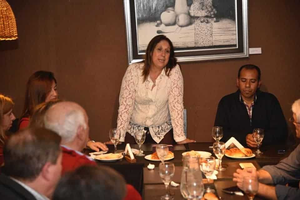 Sandra Rey con bloque propio en el HCD reafirma su independencia política 3