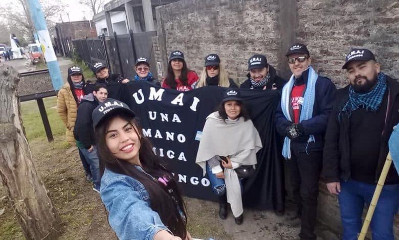 UMAI (Una mano Amiga Ituzaingó) solidaridad y compromiso con los más necesitados 3