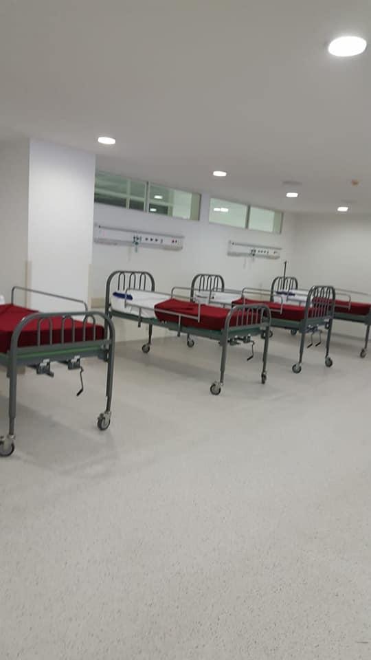 Ya se pueden sacar turnos para consultorios en el nuevo Hospital de Ituzaingó 5
