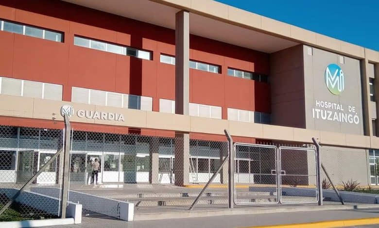 Ya se pueden sacar turnos para consultorios en el nuevo Hospital de Ituzaingó 3