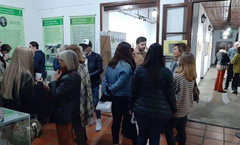 Muestra de las fotos históricas de Ituzaingó en el Museo el próximo viernes 3