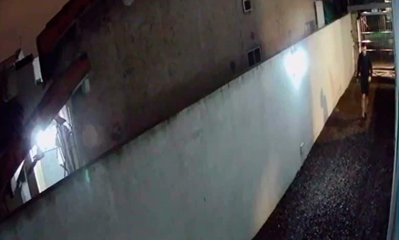 Ituzaingó: robaron escalando uno de los nuevos edificios del centro 1