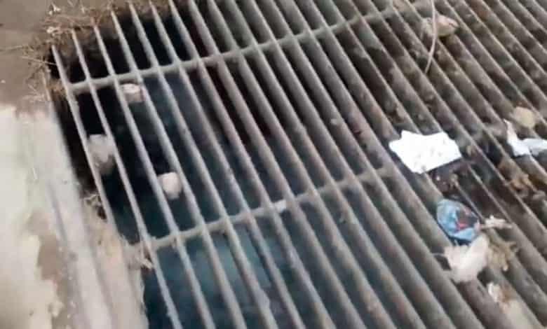 Ituzaingó: Canteras del Mundo arroja los líquidos industriales al pluvial con serios riesgos de contaminación 1