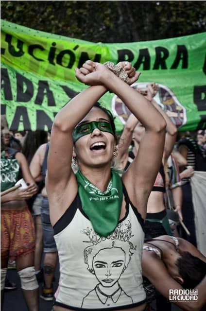 Este viernes 8M las mujeres argentinas y del mundo se paran 3