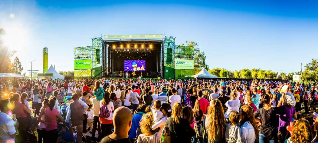El Festival AcercArte llega a Ituzaingó 3