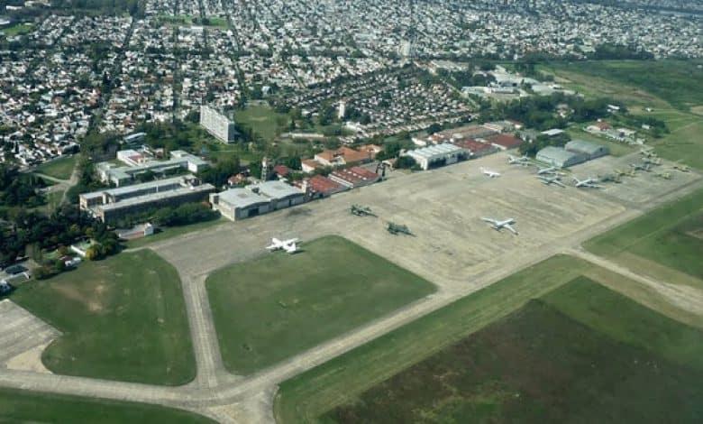 El aeropuerto del El Palomar será internacional 2
