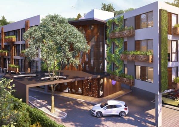 """Construirán otro hotel en Parque Leloir """" El Mérit Parque Leloir"""" 5"""