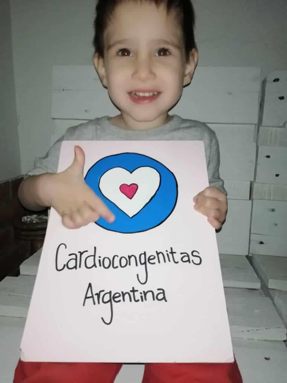 """Cardiocongenitas Argentina lucha por sancionar la """"Ley Cardio"""" 5"""
