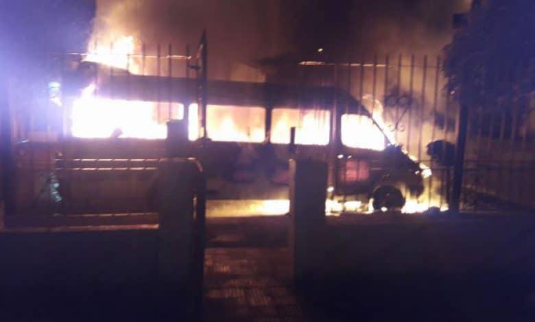 Nadie frena a los quemacoches en Ituzaingó que vuelven a atacar 1