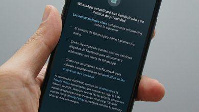 """A partir del 15 de mayo, si no aceptas sus nuevas condiciones WhatsApp te considerará """"inactivo"""" 21"""