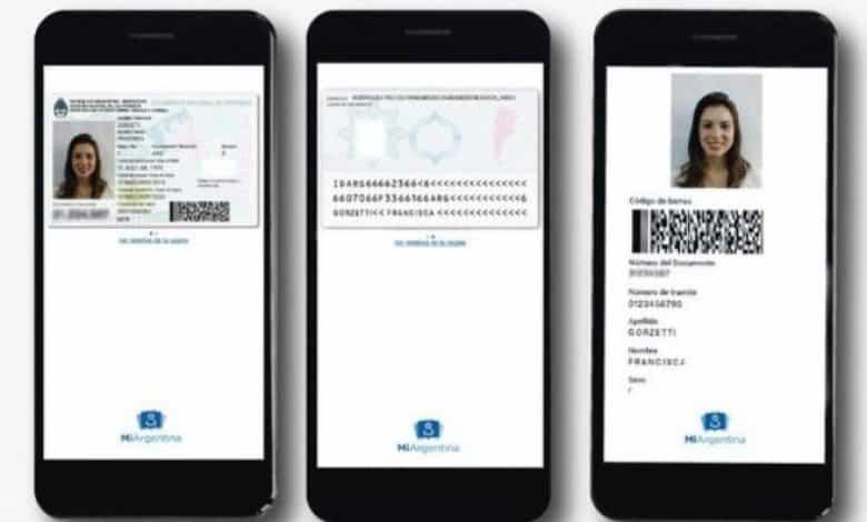 Ya es oficial el DNI digital para celulares 1