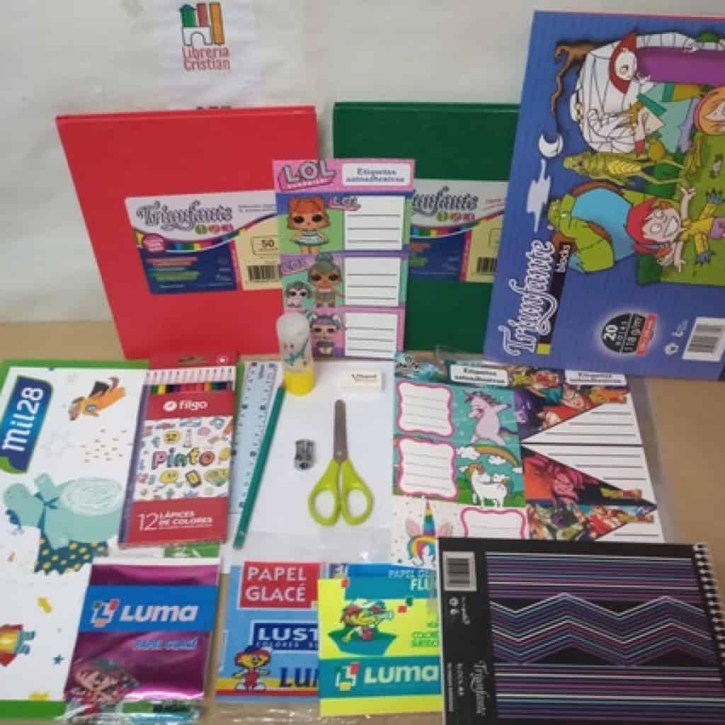Ituzaingó: descuentos en kits escolares de primaria y secundaria 4