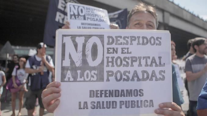 Hospital Posadas: despidieron a médicos psiquiatras y los pacientes quedaron sin atención médica 3