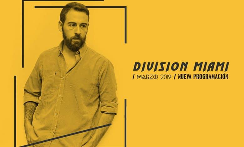 """Llega Diego Mancusi a Radio La Ciudad con """"División Miami"""" 2"""