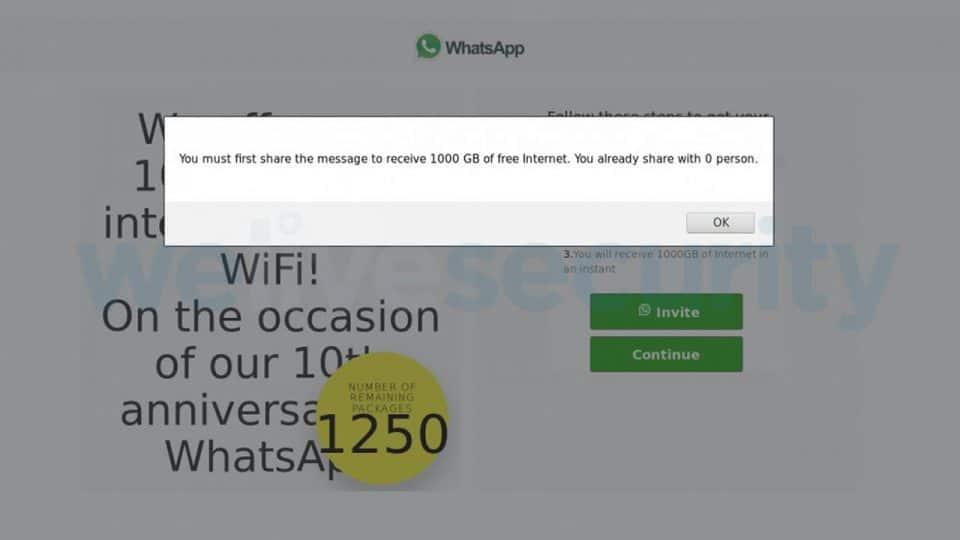 Alerta por la nueva estafa que está circulando a través de WhatsApp 3